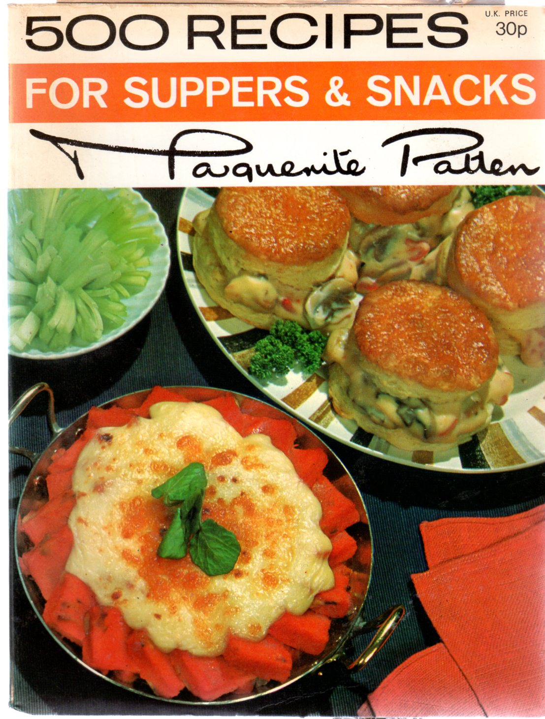 Image for 500 Recipes for Suppers & Snacks