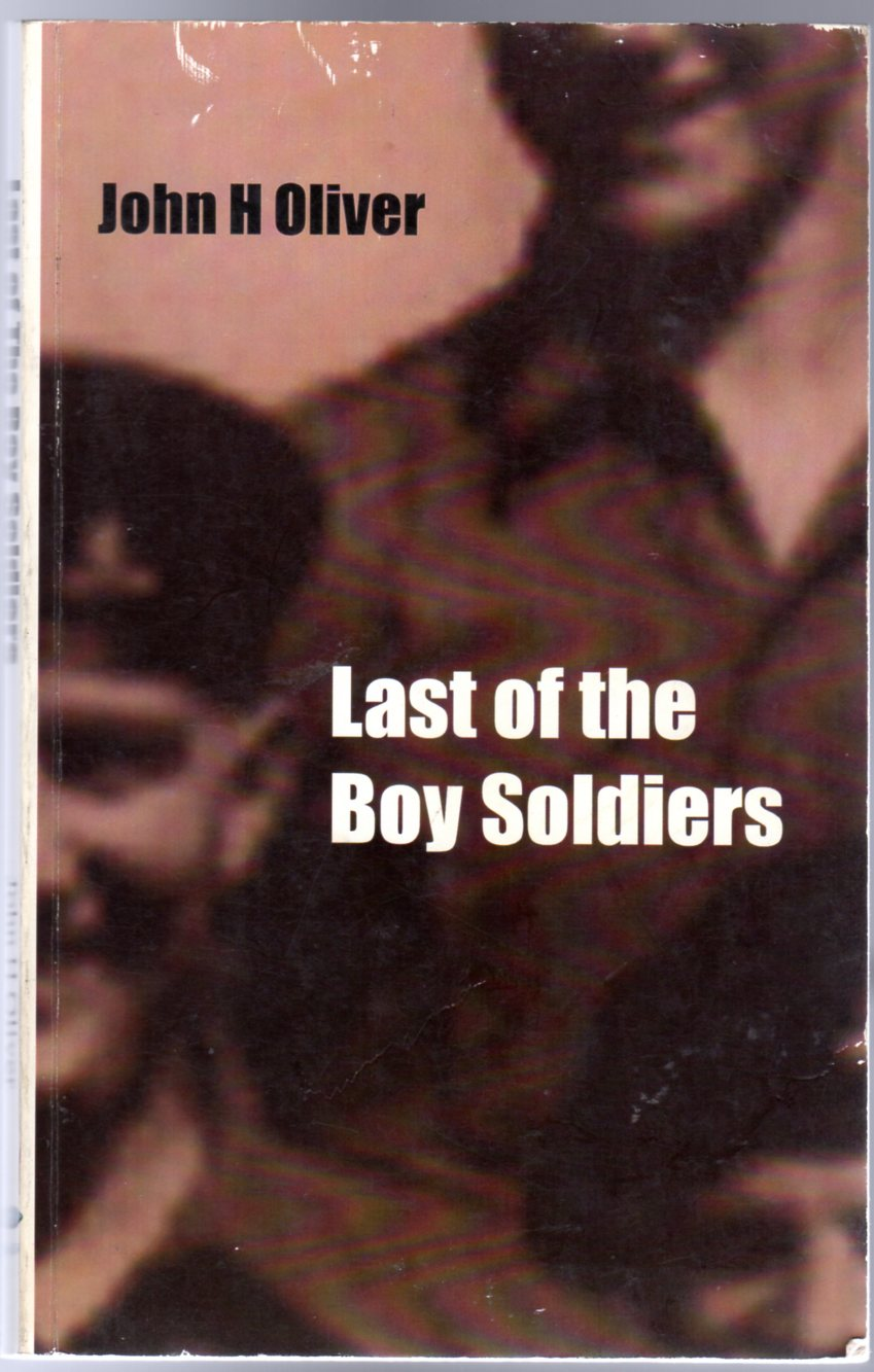 Image for Last of the Boy Soldiers