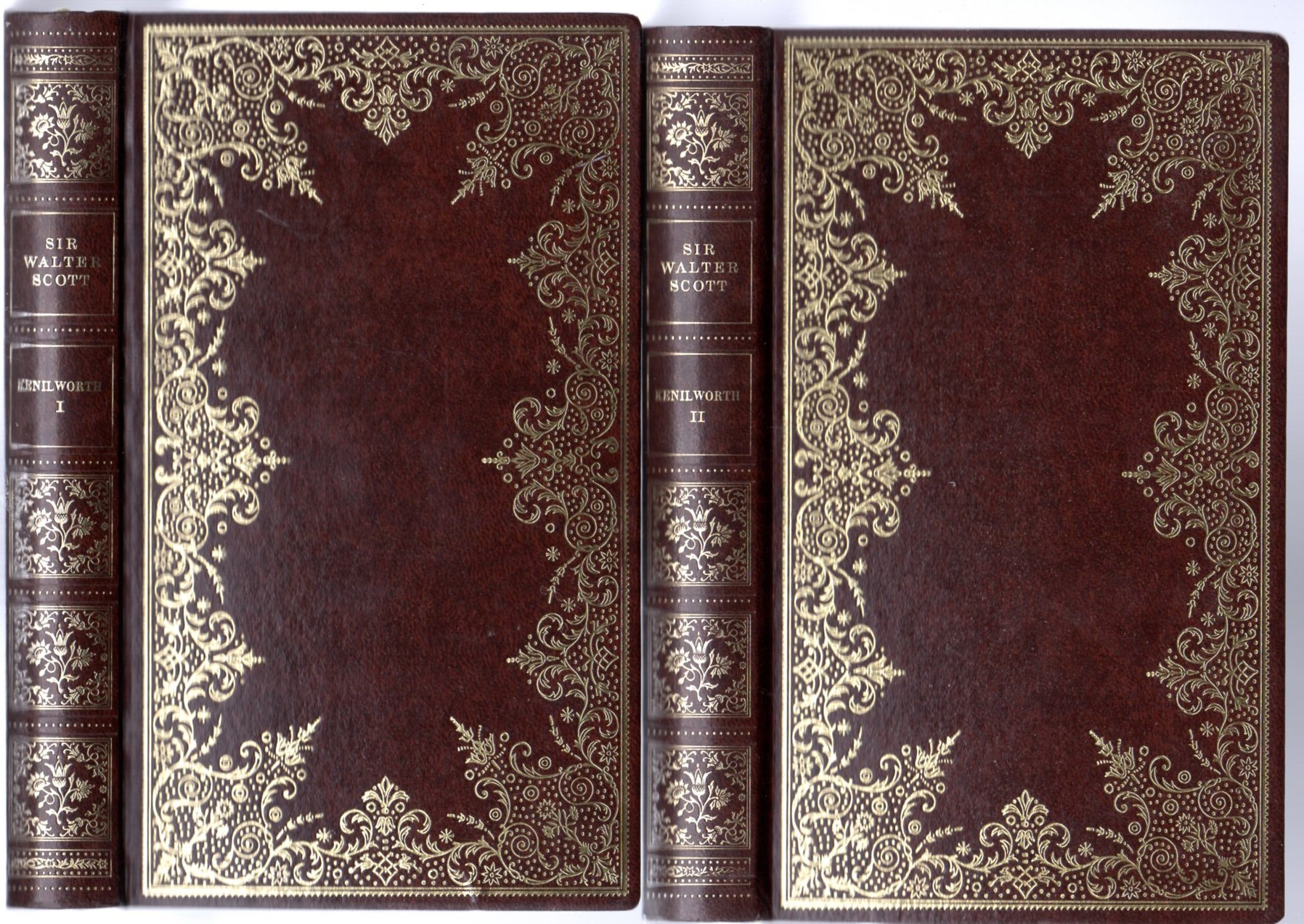 Image for Kenilworth - TWO VOLUMES