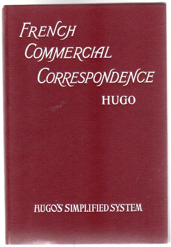 Image for Hugo's Simplified System  - French Commercial Correspondence