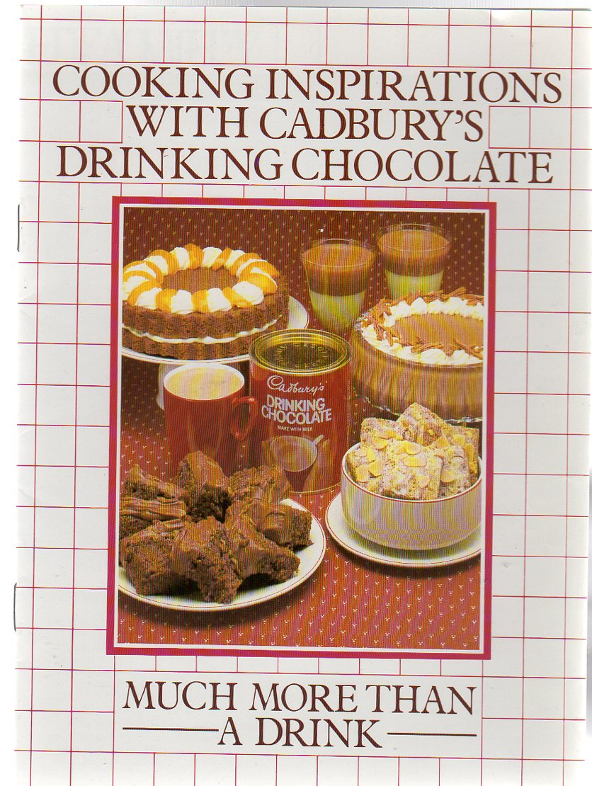 Image for Cooking Inspirations with Cadbury's Drinking Chocolate
