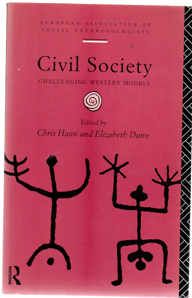 Image for Civil Society : Challenging Western Models