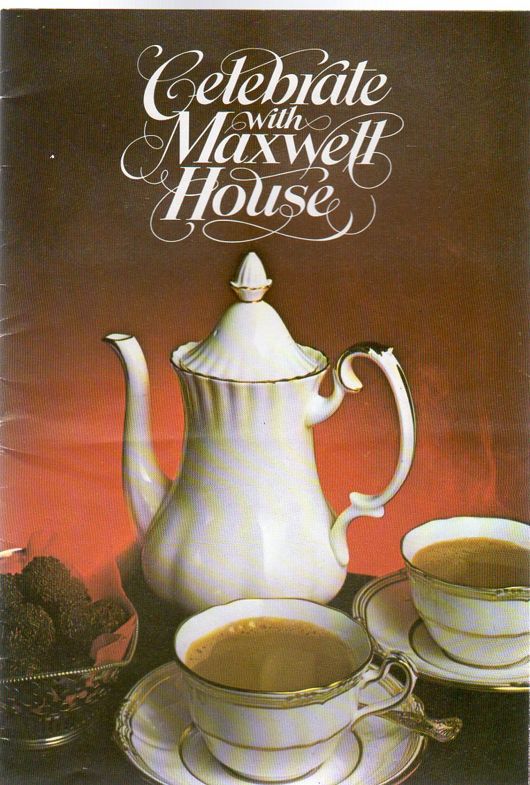 Image for Celebrate with Maxwell House