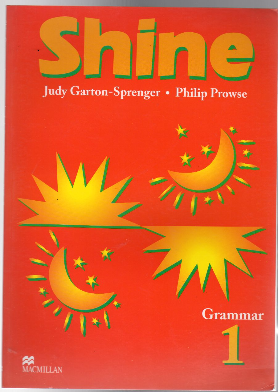 Image for Shine Grammar 1: Student's Book