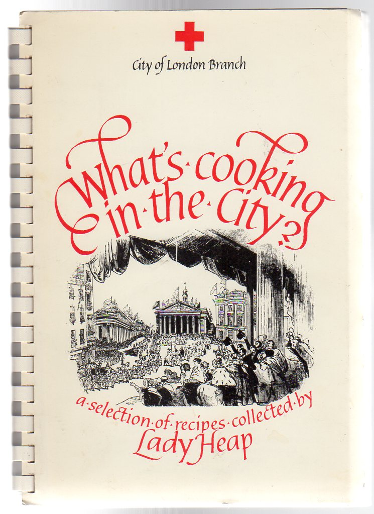 Image for What's Cooking in the City ?