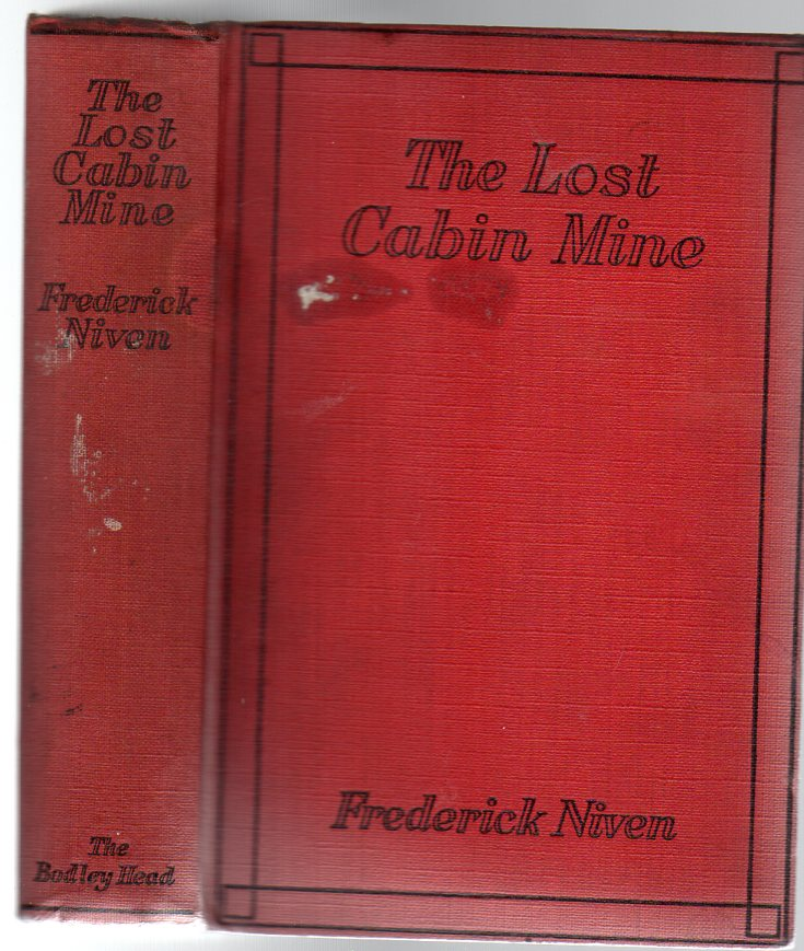 Image for The Lost Cabin Mine