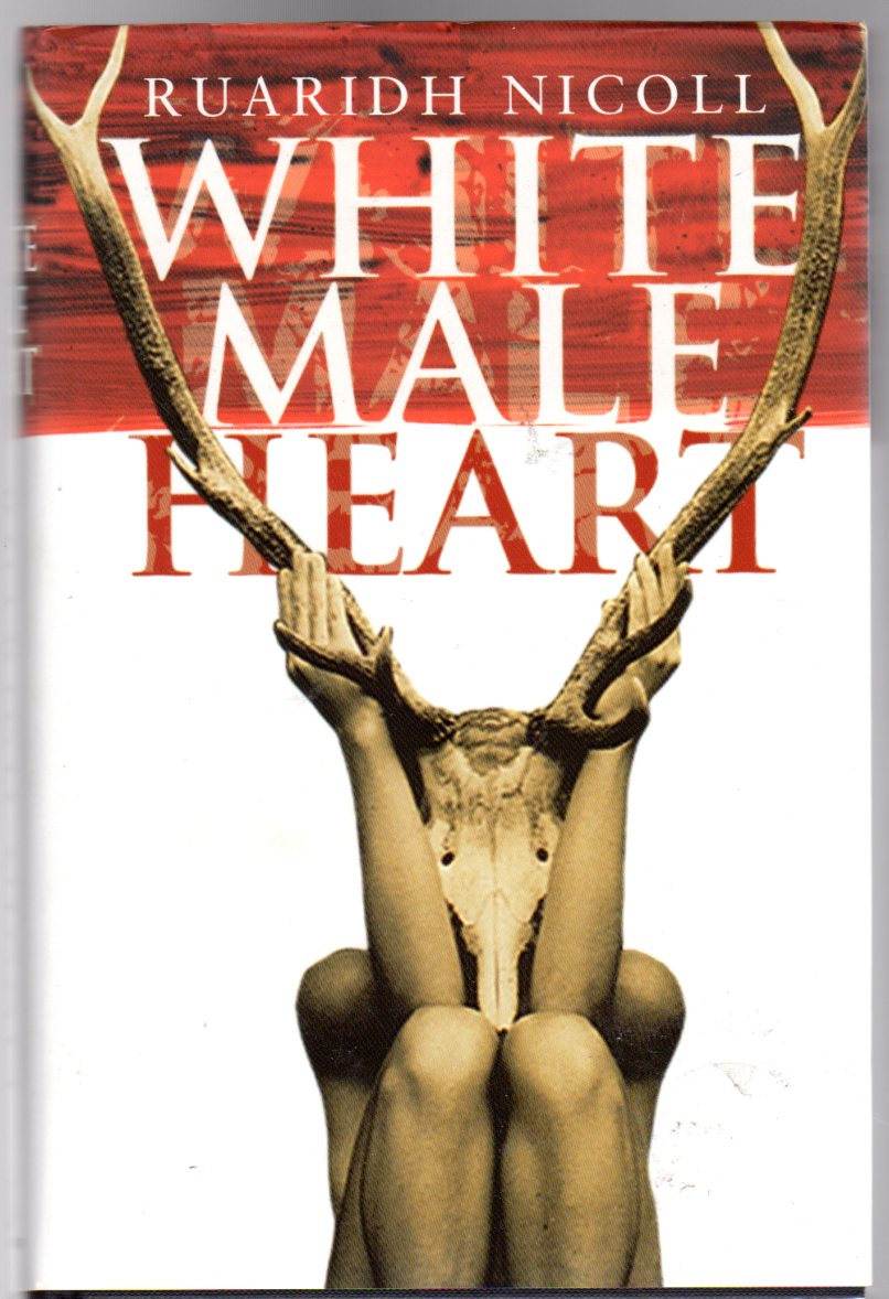 Image for White Male Heart ( SIGNED COPY )
