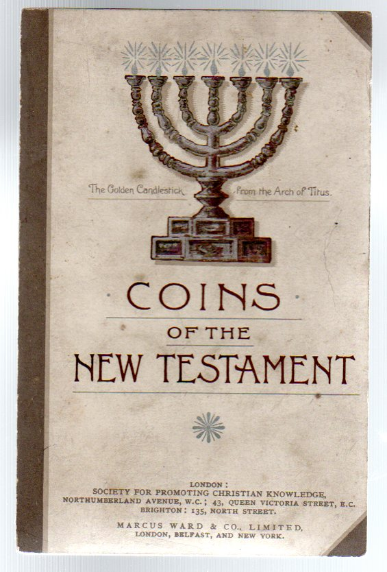 Image for Coins of the New Testament