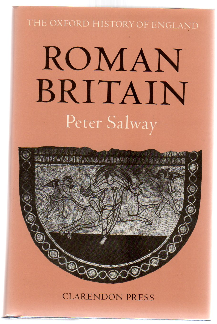 Image for Roman Britain [The Oxford History of England series]