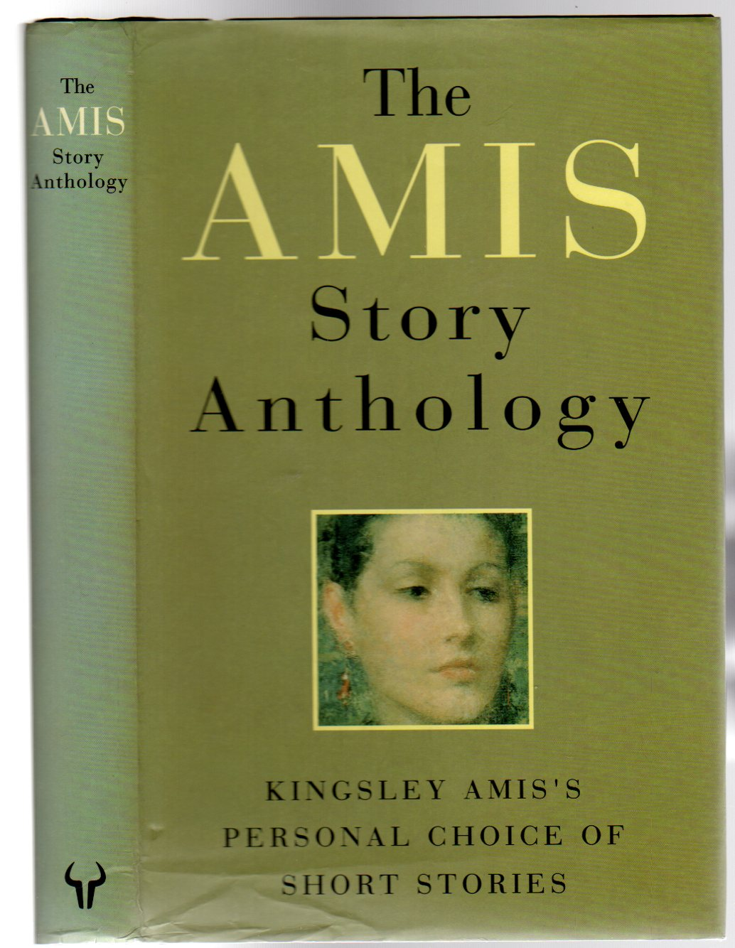 Image for The Amis Story Anthology : A Personal Choice of Short Stories