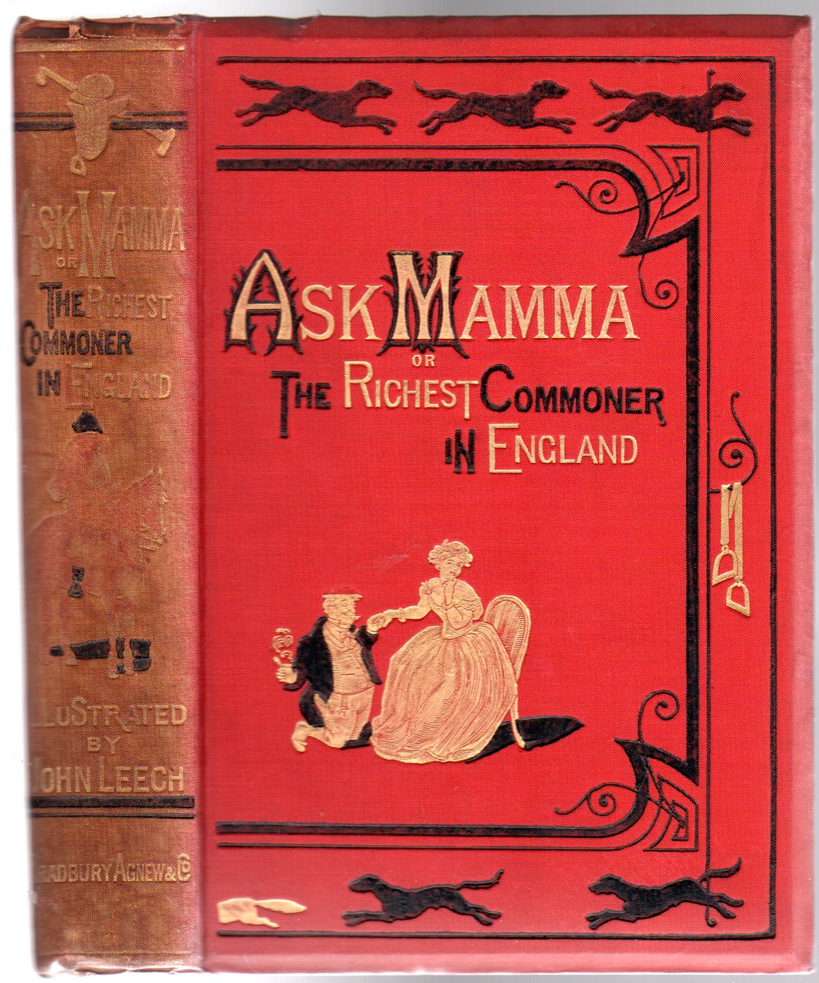 Image for Ask Mamma or the Richest Commoner in England