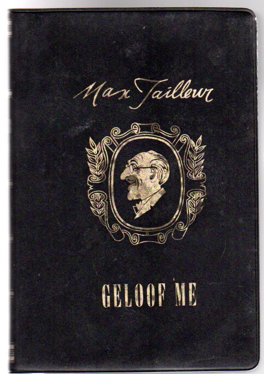 Image for Geloof Me