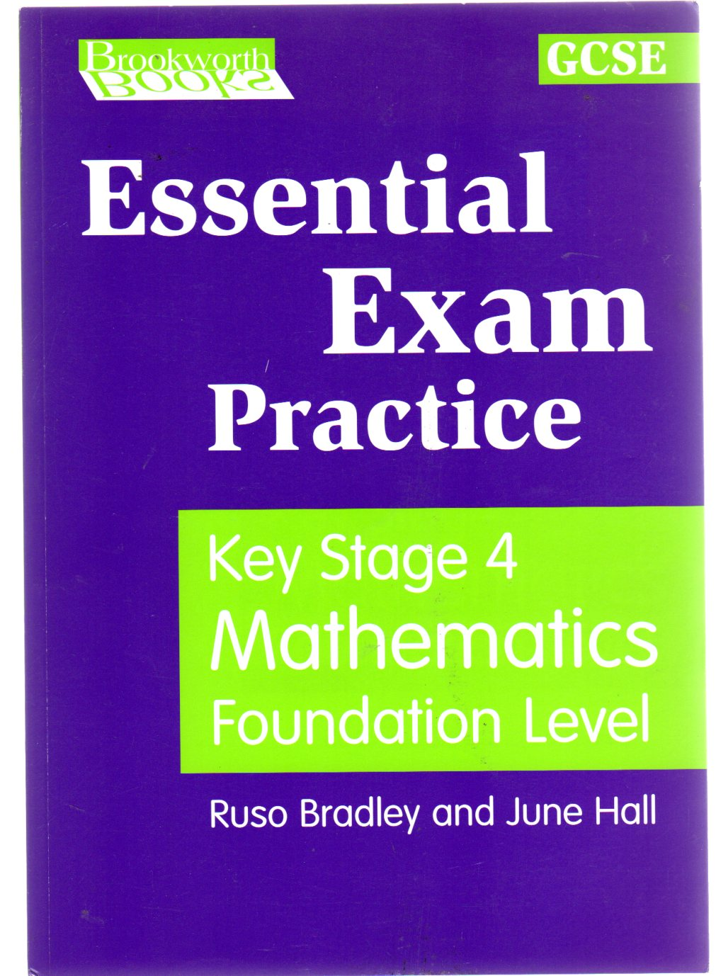 Image for Essential Exam Practice GCSE Foundation Mathematics  : Key Stage 4