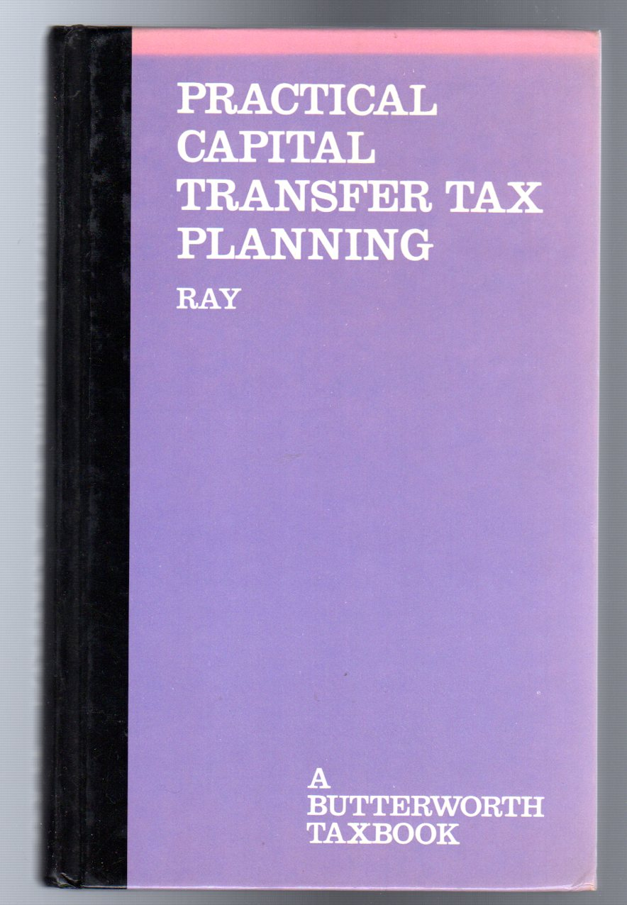 Image for Practical Capital Transfer Tax Planning