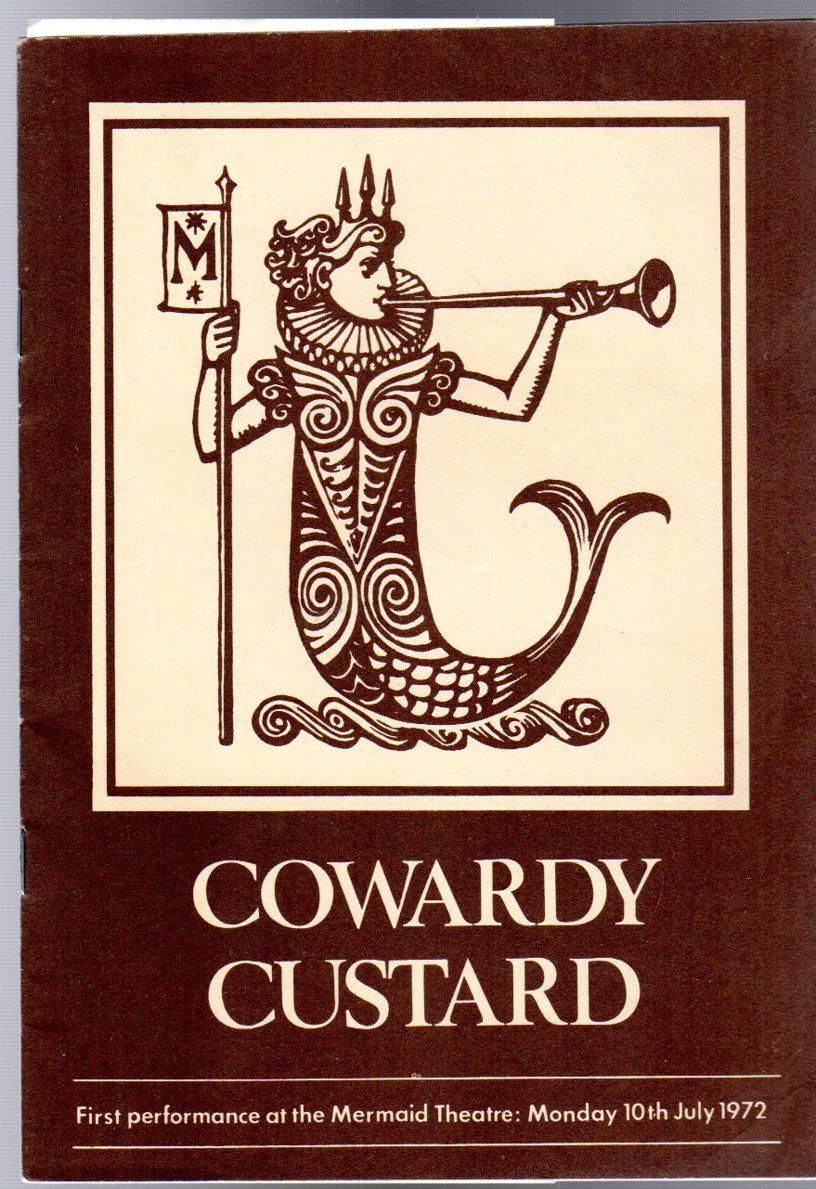 Image for Cowardy Custard ( THEATRE PROGRAMME )