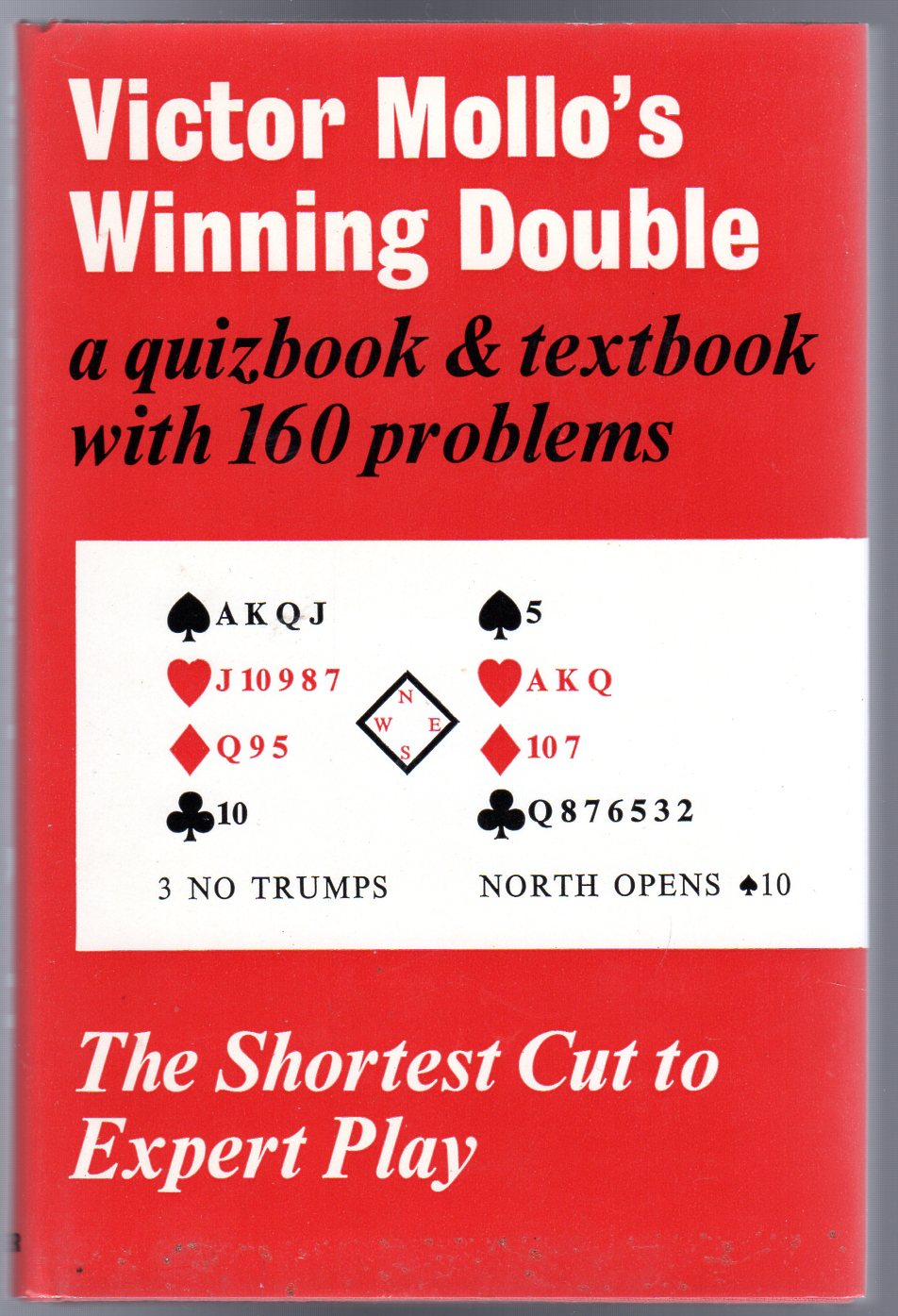 Image for Winning Double : A Quizbook and Textbook with 160 Problems - The Shortest Cut to Expert Play