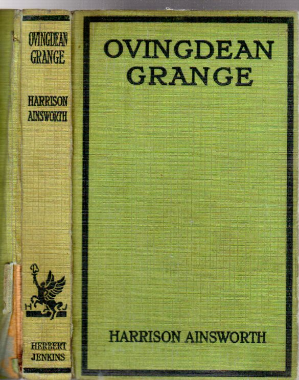 Image for Ovingdean Grange : A Tale of South Downs