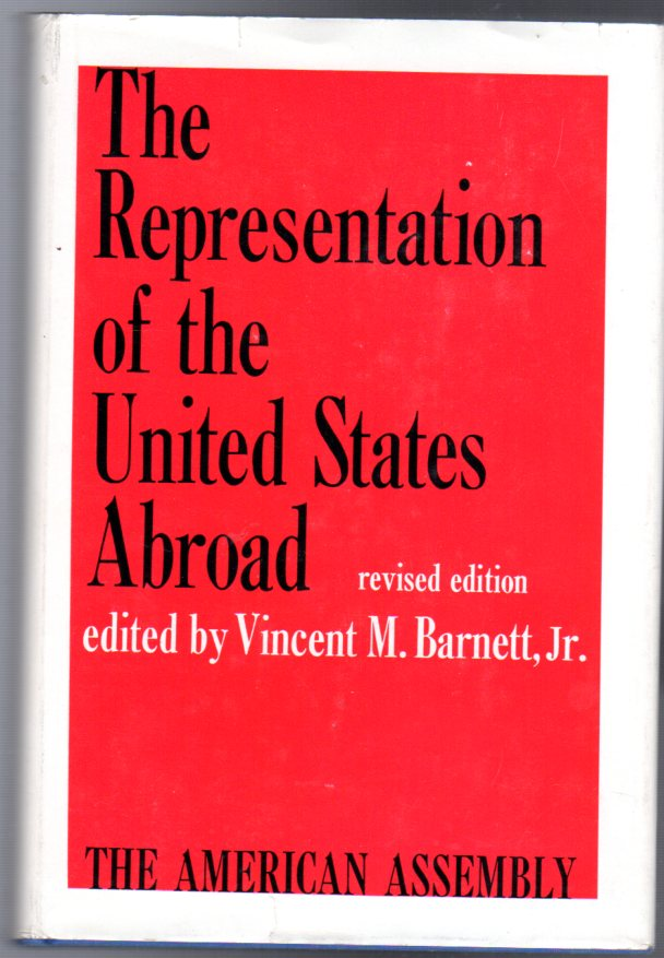 Image for The Representation of the United States Abroad