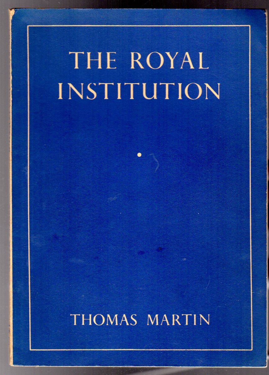 Image for The Royal Institution