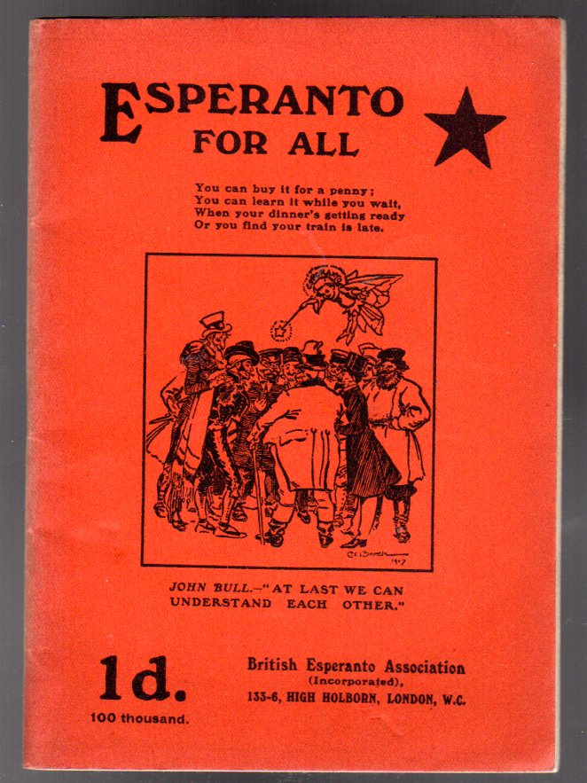 Image for Esperanto for All - How to Read, Write and Speak It