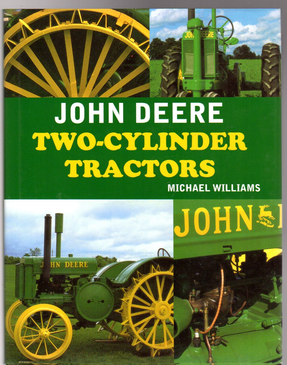 Image for John Deere Two-Cylinder Tractors