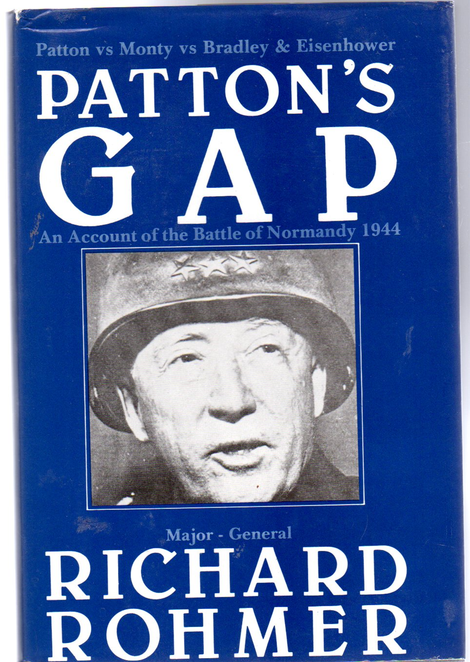 Image for Patton's Gap: An Account of the Battle of Normandy 1944