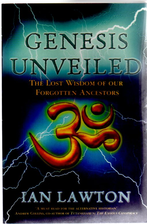Image for Genesis Unveiled : The Lost Wisdom of Our Forgotten Ancestors