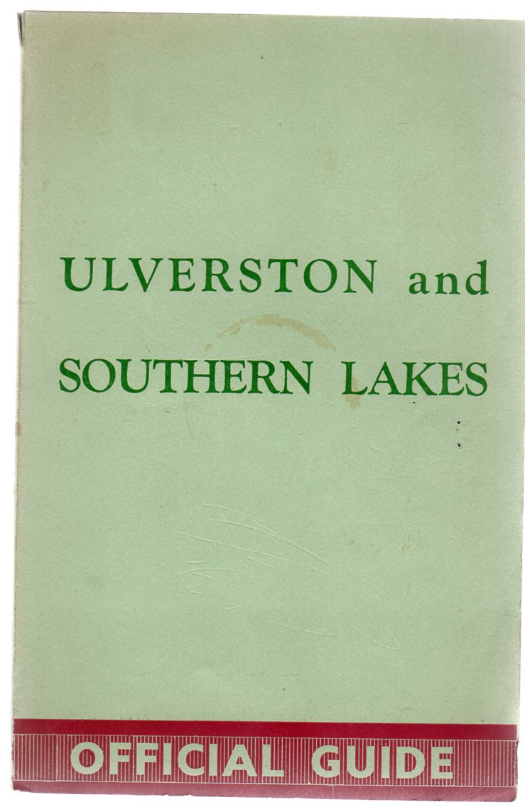 Image for Ulverston and Southern Lakes Official Guide