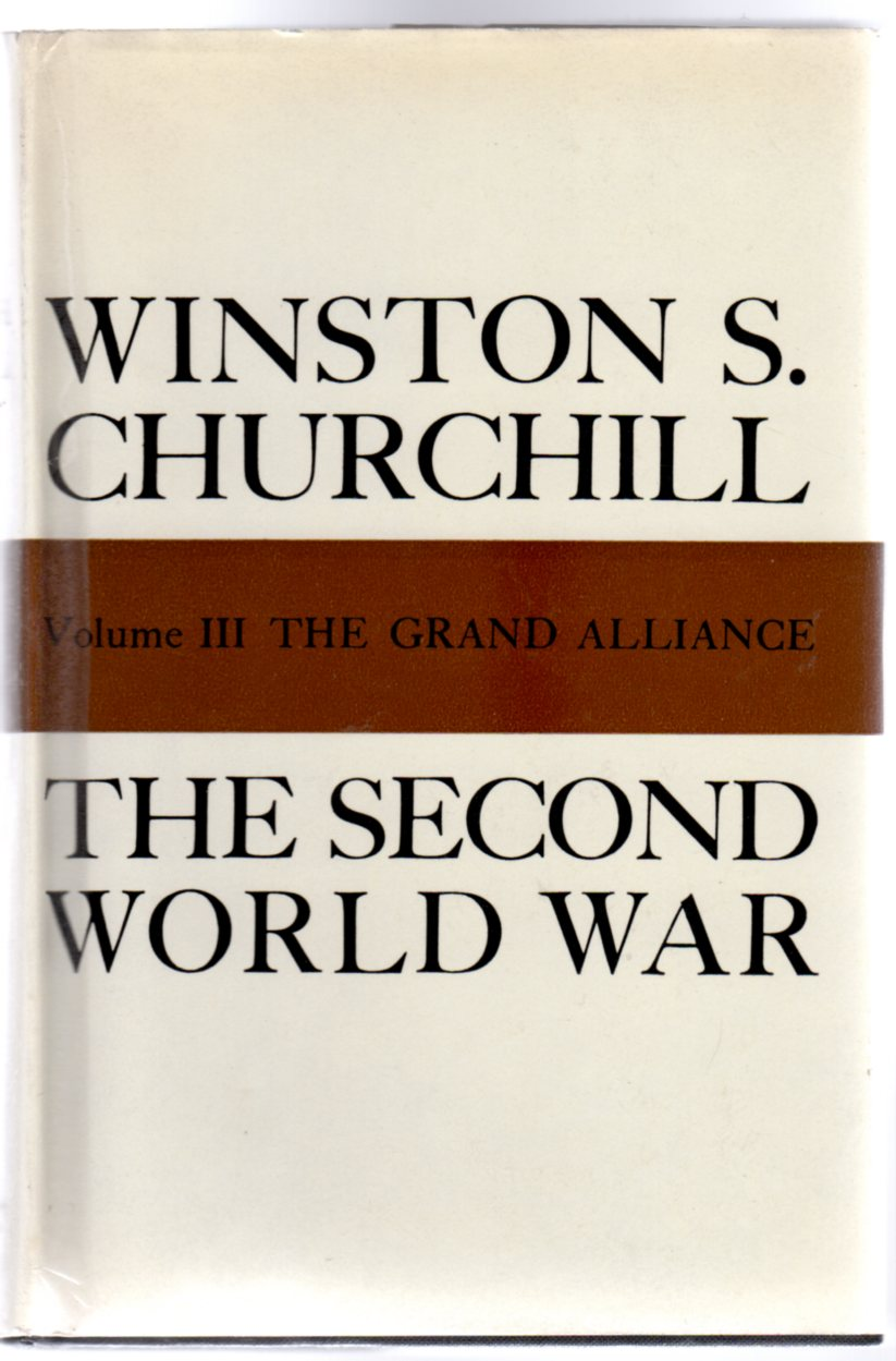 Image for The Second World War : Volume III - The Grand Alliance