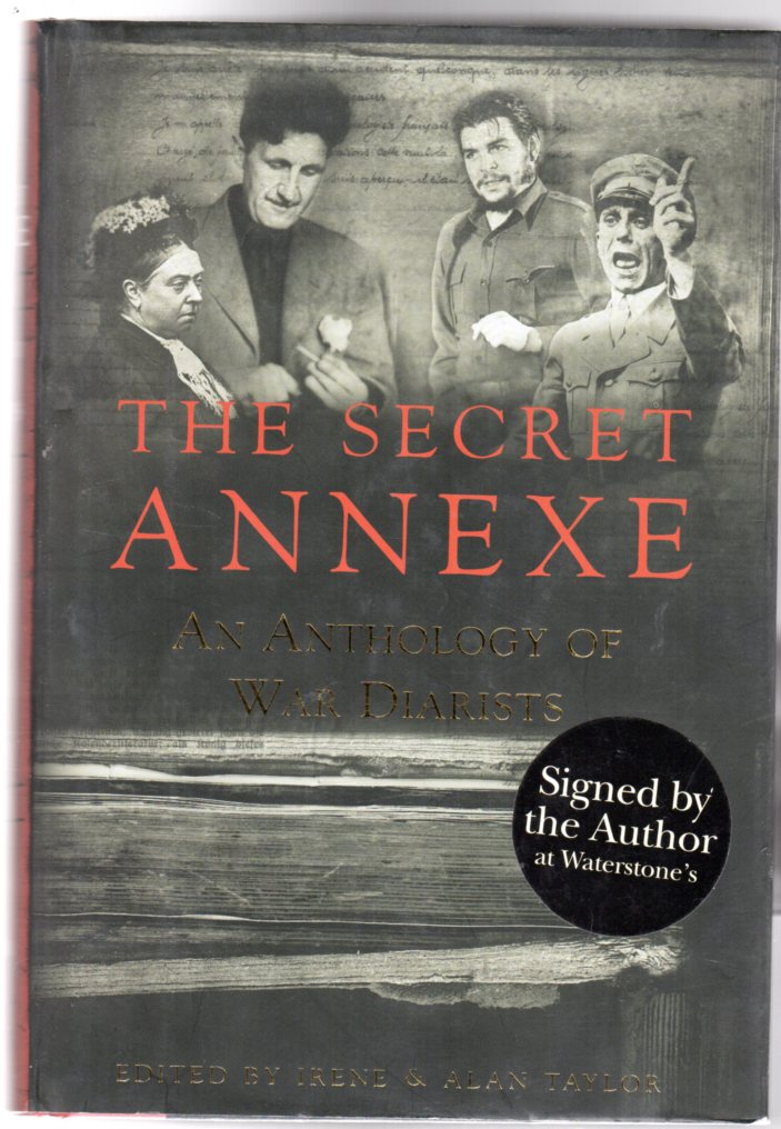 Image for The Secret Annexe (SIGNED COPY)