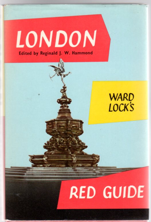 Image for London : Red Guide
