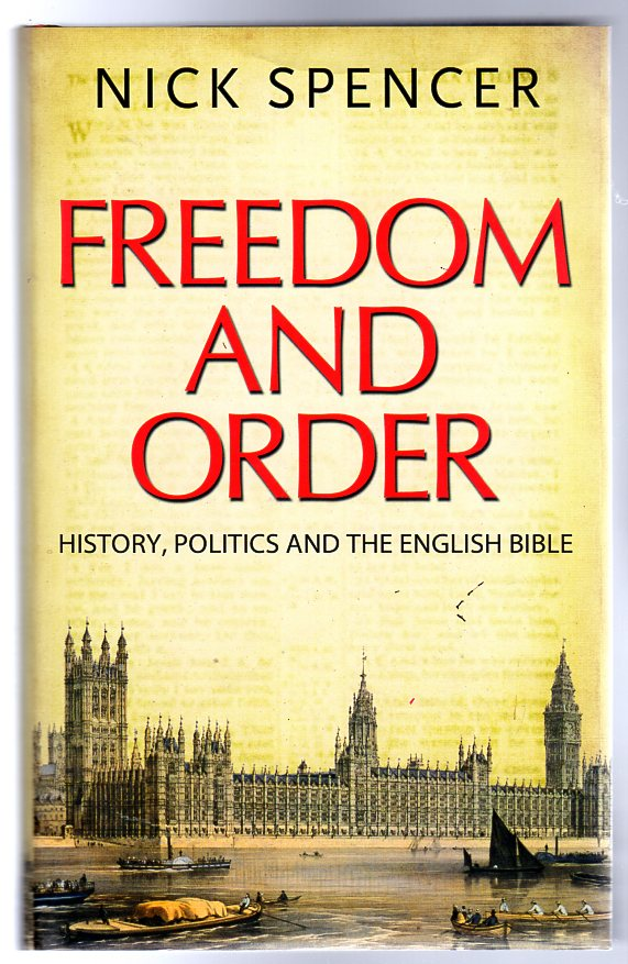 Image for Freedom and Order : History, Politics and the English Bible