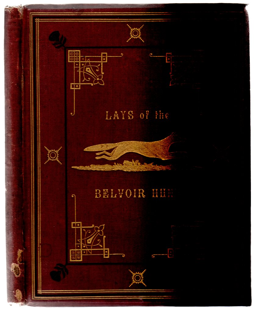 Image for Lays of the Belvoir Hunt