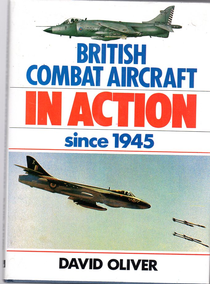 Image for British Combat Aircraft in Action Since 1945