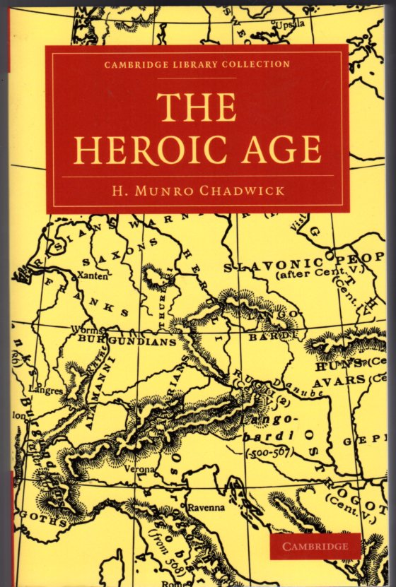 Image for The Heroic Age