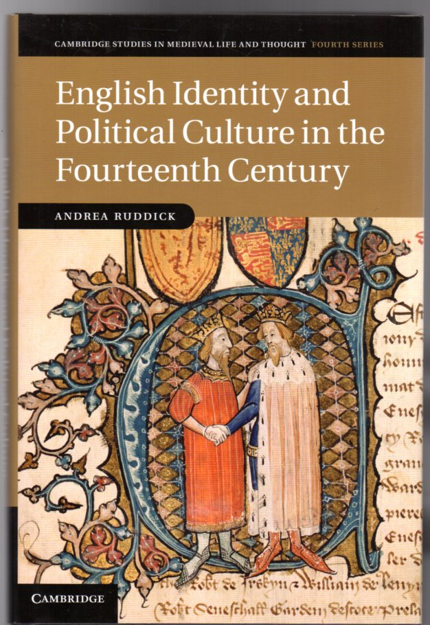 Image for English Identity and Political Culture in the Fourteenth Century