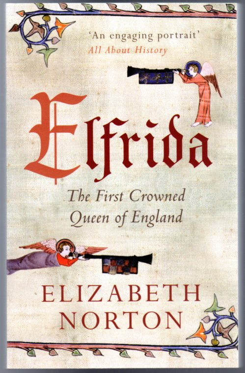 Image for Elfrida : The First Crowned Queen of England