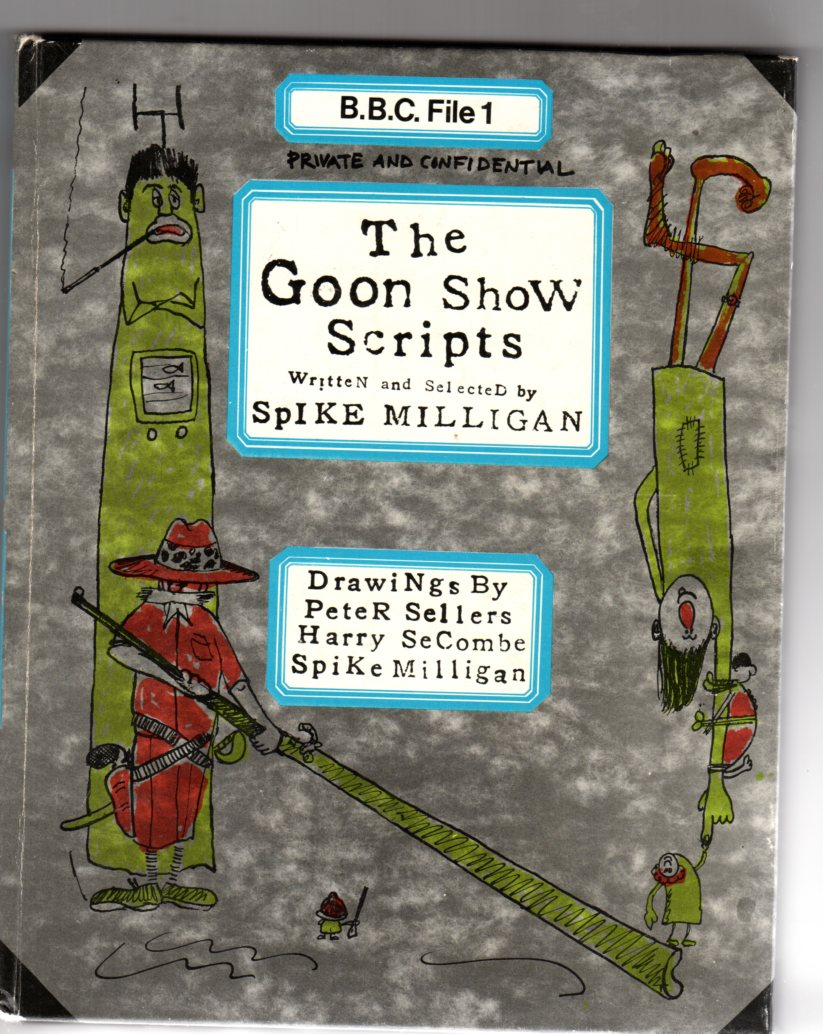 Image for The Goon Show Scripts
