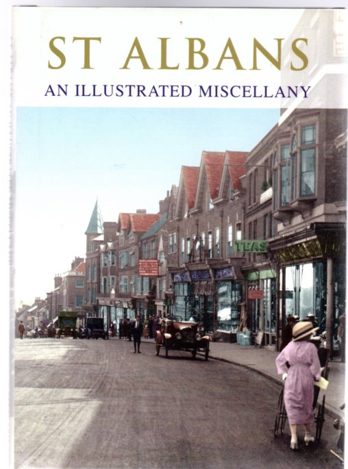 Image for St Albans : An Illustrated Miscellany