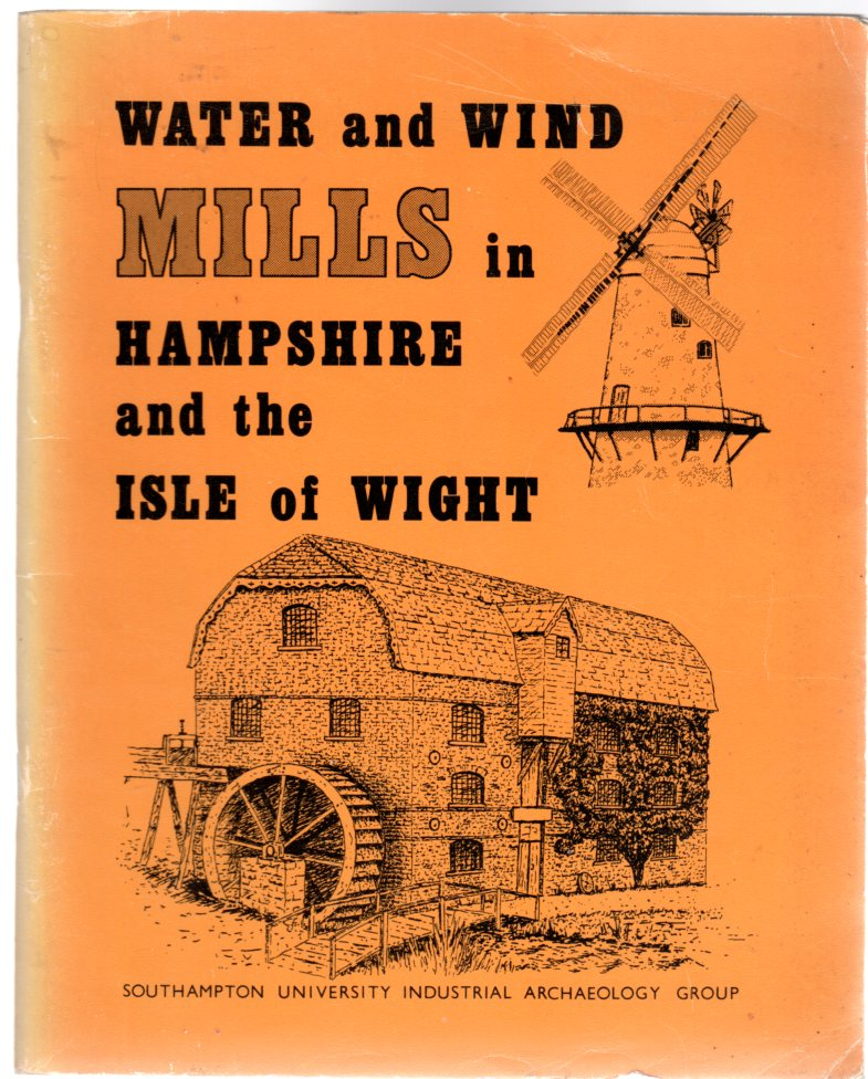 Image for Water and Wind Mills in Hampshire and the Isle of Wight