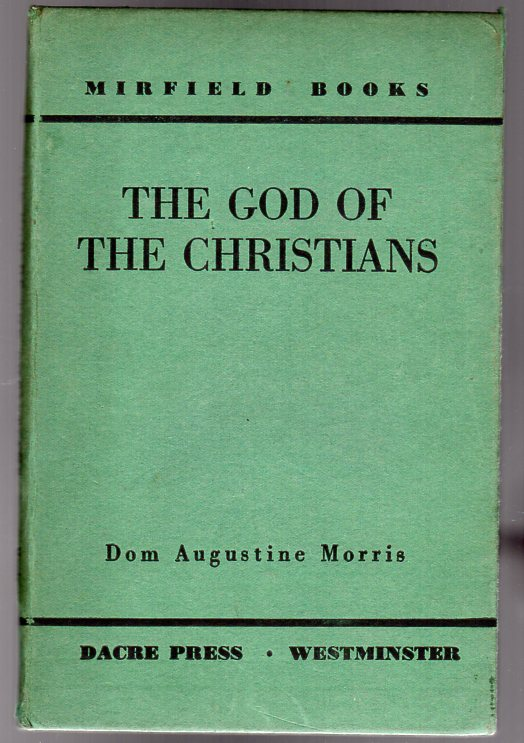 Image for God of The Christians