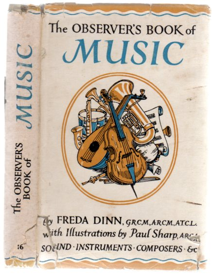 Image for The Observer's Book of Music