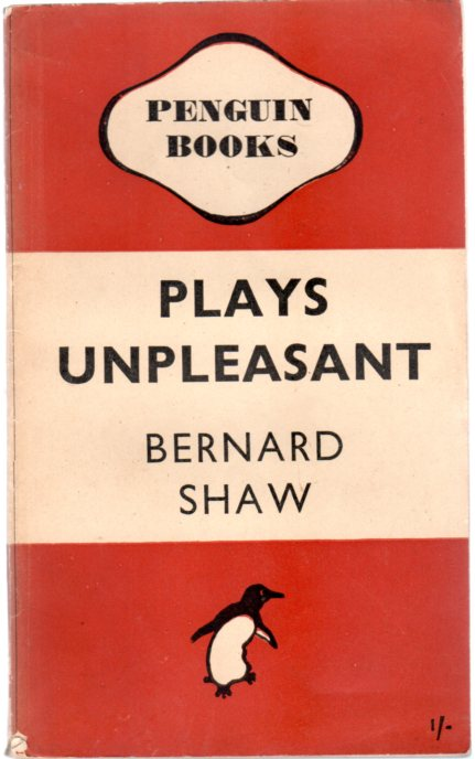 Image for Plays Unpleasant