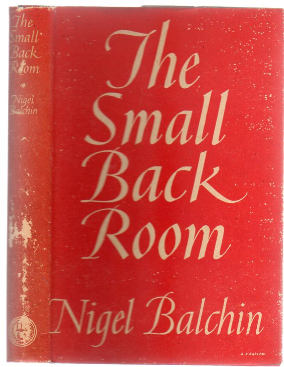 Image for The Small Black Room
