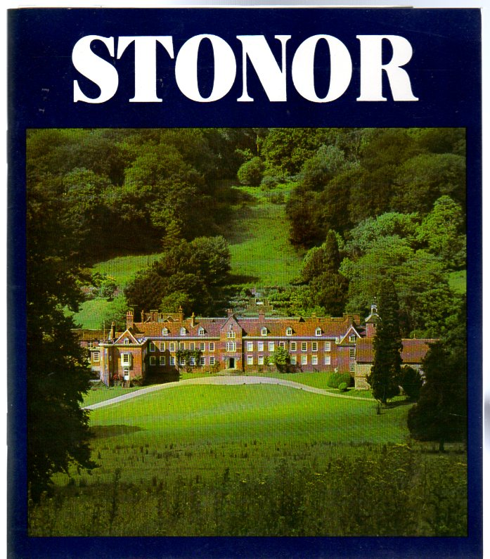 Image for Stonor : The Stoner Family House for at least eight centuries, a centre for Recusancy since the 1580s