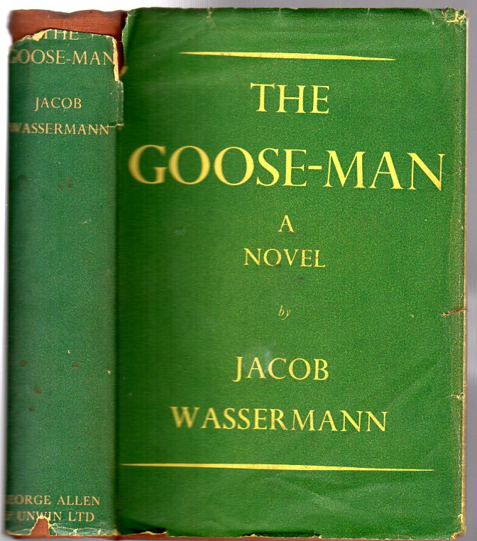 Image for The Goose-Man : A Novel