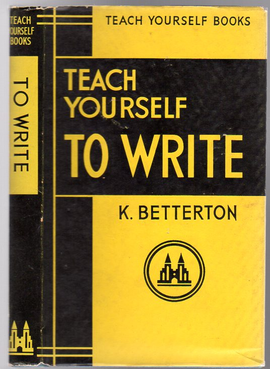 Image for Teach Yourself to Write
