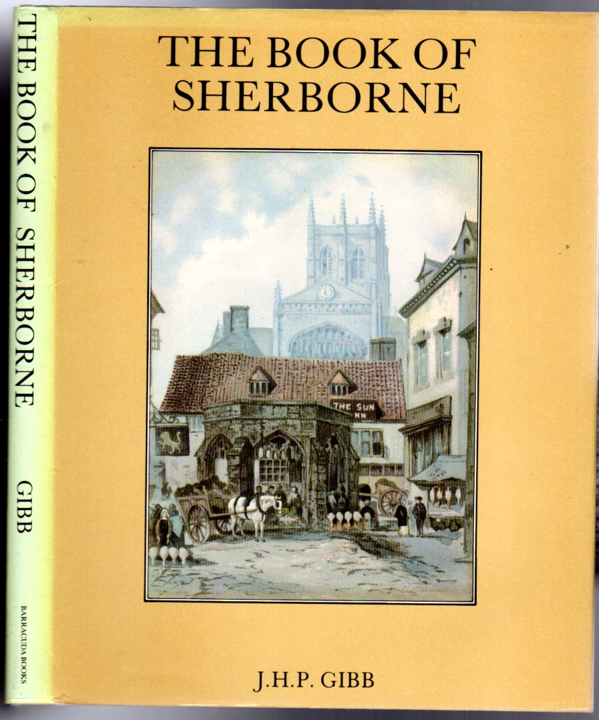 Image for The Book of Sherborne - SIGNED COPY