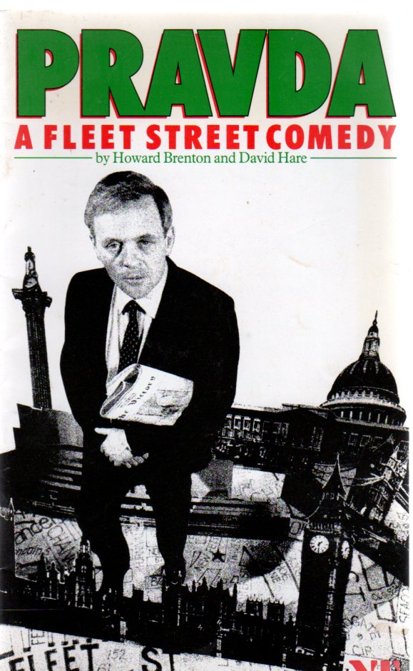 Image for Pravada : A Fleet Street Comedy (THEATRE PROGRAMME)
