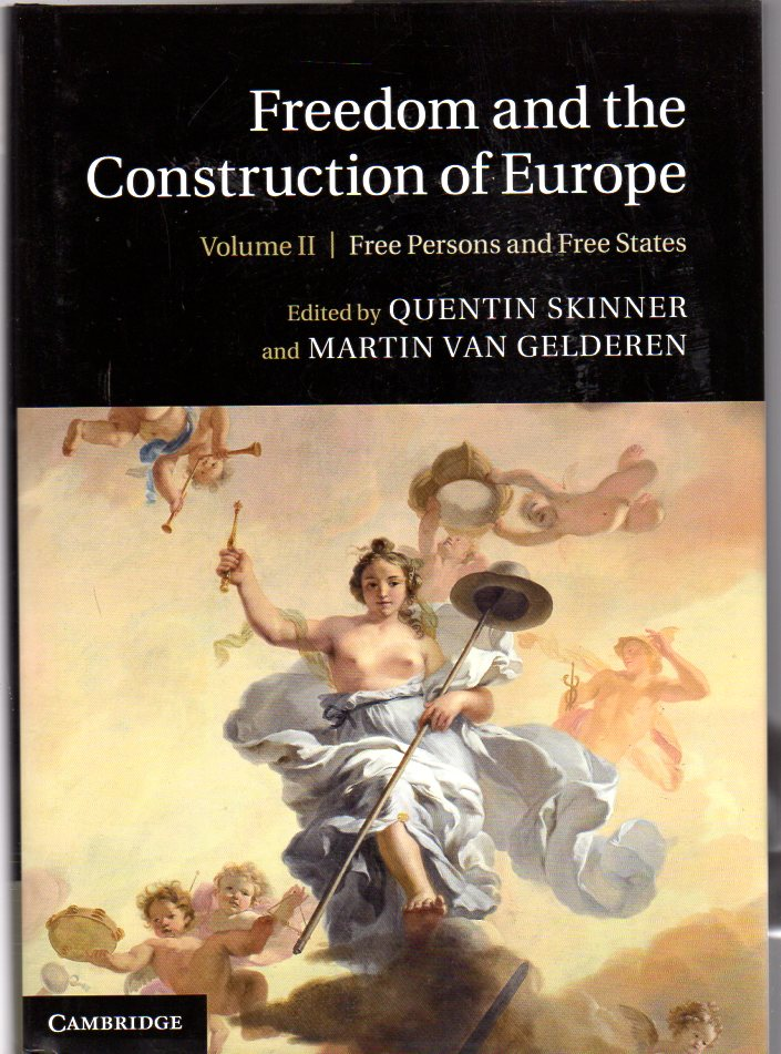 Image for Freedom and the Construction of Europe : Volume 2